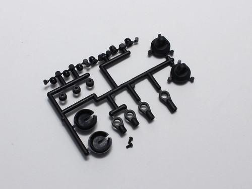 Kyosho UM753-1 Shock Plastic Parts Set - RT6/RB6 Readyset