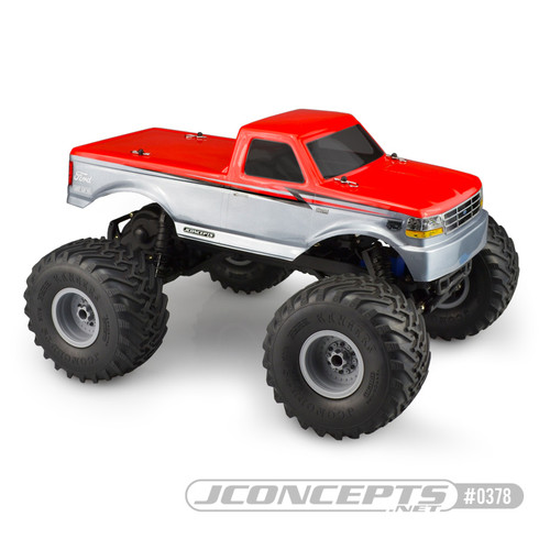 J Concepts 0378 1993 Ford F-250 Traxxas Stampede Body