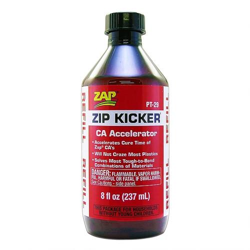 ZAP Glue PT-29 Zap Zip Kicker Refill 8oz Bottle