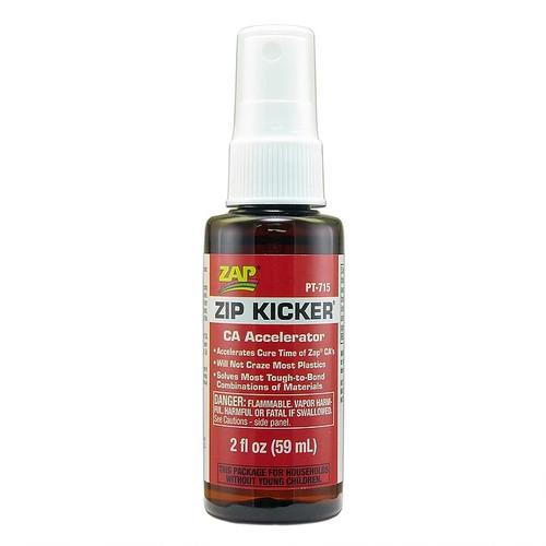 ZAP Glue PT-715 Zap Zip Kicker 2oz Pump Spray