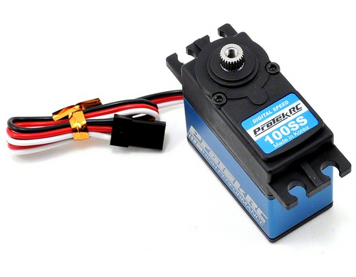 Protek R/C 100SS Standard Digital Super Speed Metal Gear Servo