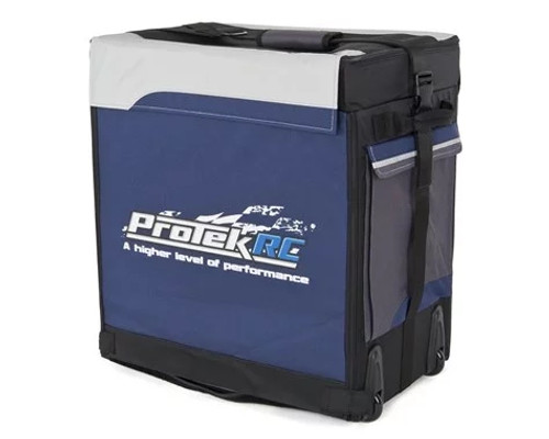 Protek R/C 8000 P-8 1/8th Buggy Super Hauler Bag (Plastic Inner Boxes)