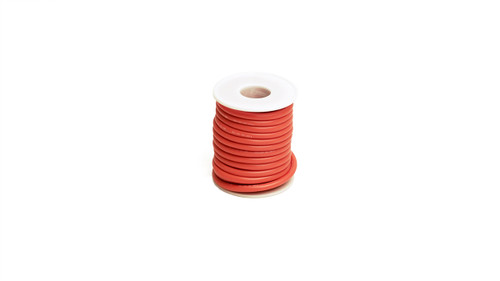 Racers Edge 1204 12 Gauge Silicone Ultra-Flex Wire; 25' Spool (Red)