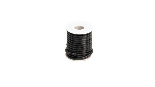 Racers Edge 1205 12 Gauge Silicone Ultra-Flex Wire; 25' Spool (Black)