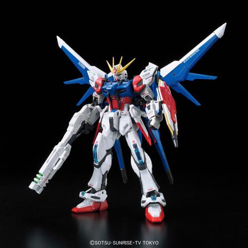 Bandai 210510 RG 1/144 Build Strike Gundam Full Package