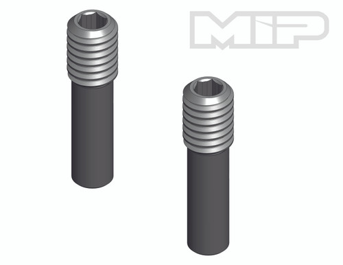 MIP - Moore's Ideal Products 99062 SHSS, M3 X .099 Pin Screw (2)