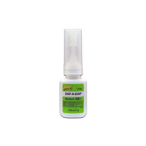 ZAP Glue PT-04 Zap-A-Gap CA+ Glue 1/4oz