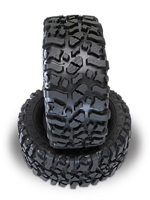 Pit Bull Tires PB9009ZDK Rock Beast XL 3.8 Scale w/foam Zuper Duper