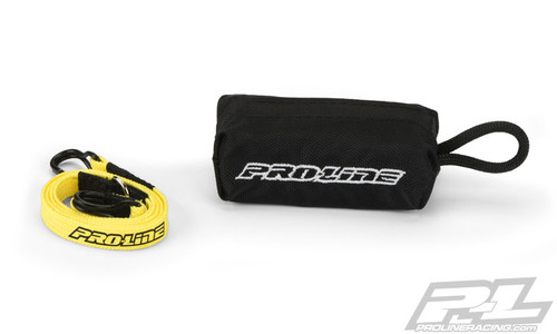 Proline Racing 631400 Scale Recovery Tow Strap With Duffel Bag for 1/10 Crawlers