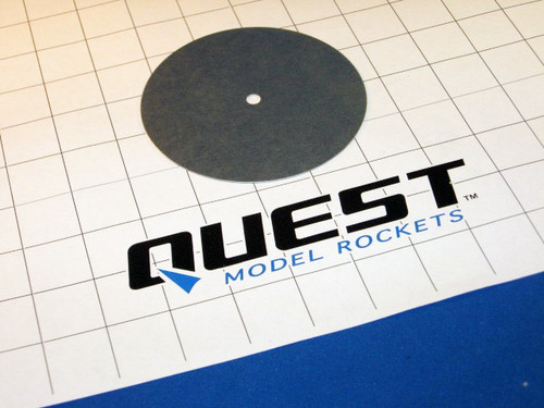 Quest Rockets 7816 Blast Deflector Plate