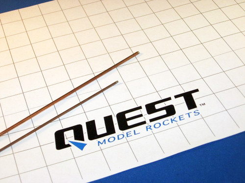 Quest Rockets 7818 Launch Rod Set