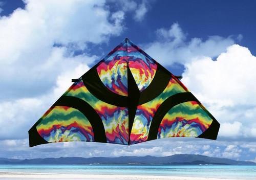 "Skydog Kites 11152 55"" Tie-Dye Delta"