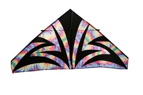 7' Tie-Dye Delta