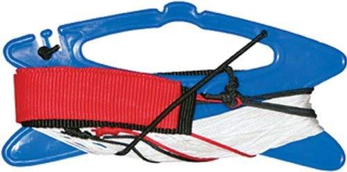 Skydog Kites 22580 60lb - 65' braided polyester on winder