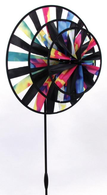 Skydog Kites 40602 Tie-Dye 3-wheel