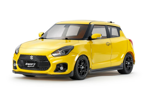Tamiya 58679 1/10 RC Suzuki Swift Sport (M-05)