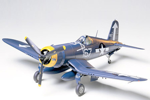 Tamiya 61061 1/48 Vought F4U-1D Corsair