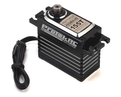 "Protek R/C 155T 155T Digital ""High Torque"" Metal Gear Servo High Voltage"