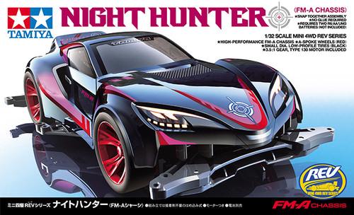 Tamiya 18708 JR Night Hunter (FM-A Chassis)