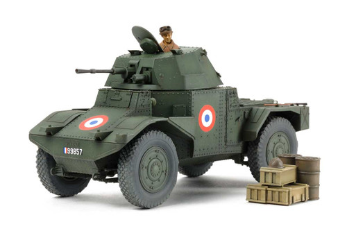 Tamiya 32411 French Armored Car AMD35 1940 (ICM) 1/35