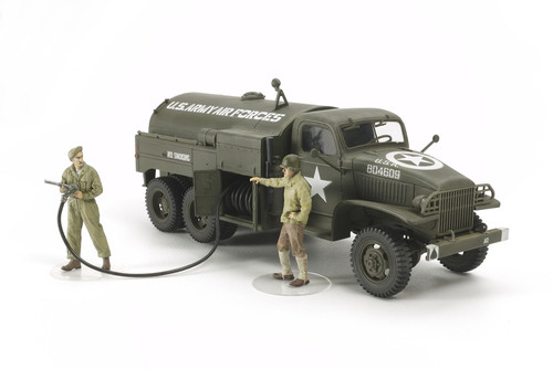 Tamiya 32579 1/48 US Airfield Fuel Truck