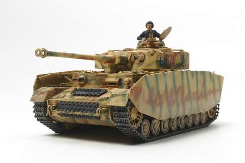 Tamiya 32584 1/48 German Panzer IV Ausf.H