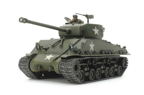 Tamiya 32595 1/48 US Medium Tank M4A3E8 Sherman