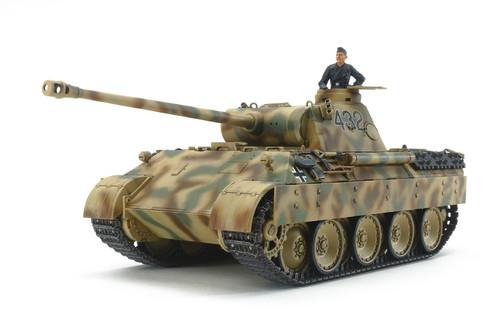 Tamiya 32597 1/48 German Tank Panther Ausf.D