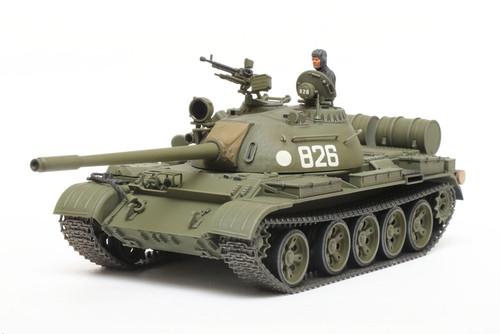Tamiya 32598 1/48 Russian Medium Tank T-55