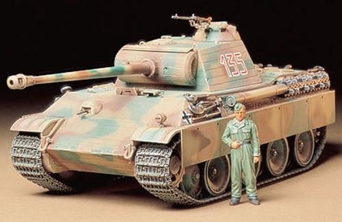 Tamiya 35170 1/35 Panther Type G Early Version