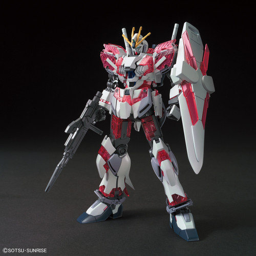 "Bandai 5056760 #222 Narrative Gundam C-Packs ""Gundam NT"", Bandai HGUC 1/144"