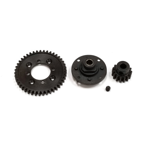 DHK Hobby P122 Central Differential Gear 43T (Zinc Alloy) - Zombie