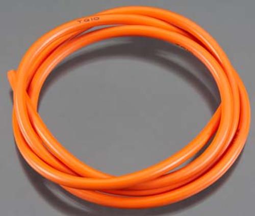 TQ Wire 1130 10 Gauge Super Flexible Wire- Orange 3'
