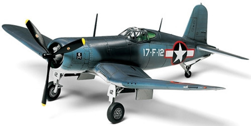 Tamiya 60774 1/72 Vought F4U-1 Corsair Bird Cage