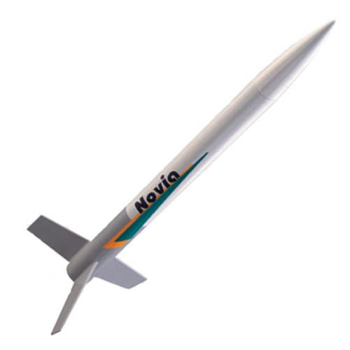 Quest Rockets 1006 Novia Model Rocket Kit-Skill Level 1