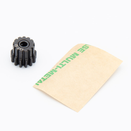 32P Short Pinion-Hardened Steel- 13T 3.17mm shaft