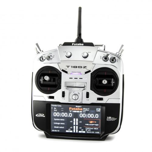 Futaba 01004342-3 18SZ H 2.4GHz FASST Heli Spec Radio System w/R7014SB