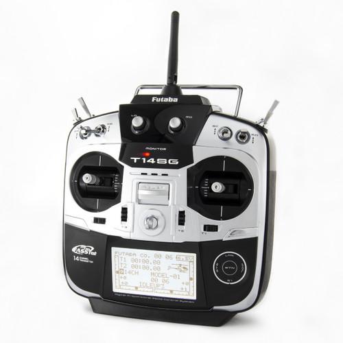 Futaba 01004364-3 14SG A 2.4GHz FASST Airplane Spec Radio System w/R7008SB