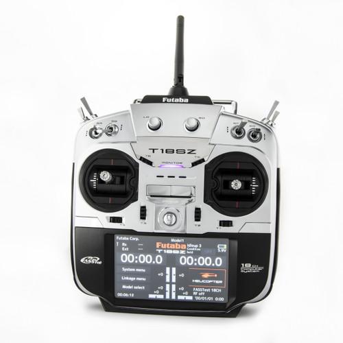 Futaba 01004367-3 18SZ A 2.4GHz FASST Airplane Spec Radio System w/R7008SB