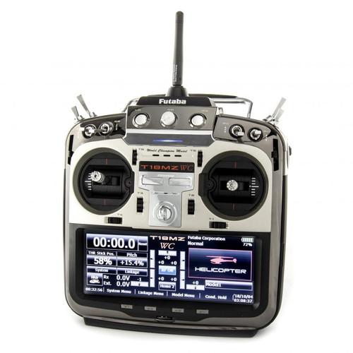 Futaba 01004378-1 18MZ A 2.4GHz FASST Aircraft Spec Radio System w/R7014SB