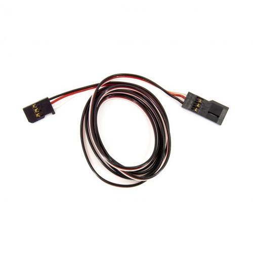 """Futaba AEC-12 Servo Extension Cord 39"""" J Plug"""