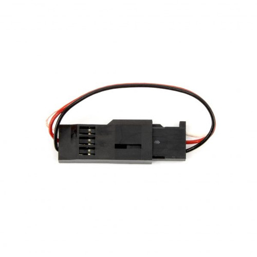 Futaba AEC-27 Slim Wire Servo Extension Cord 75mm J Plug