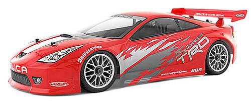 HPI Racing 7440 Toyota Celica Body (200mm)