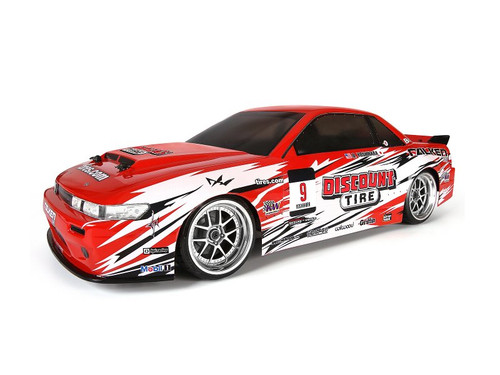 HPI Racing 109385 Nissan S13 Body (200mm)