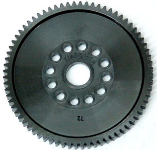 Kimbrough 368 68 Tooth 32 Pitch Spur Gear for Traxxas X-Maxx
