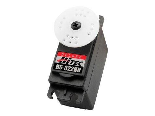 Hitec 33322S HS-322HD Standard Deluxe Servo