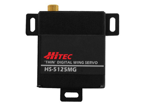 Hitec 35125S HS-5125MG Wing Servo MG Bb Digital Servo