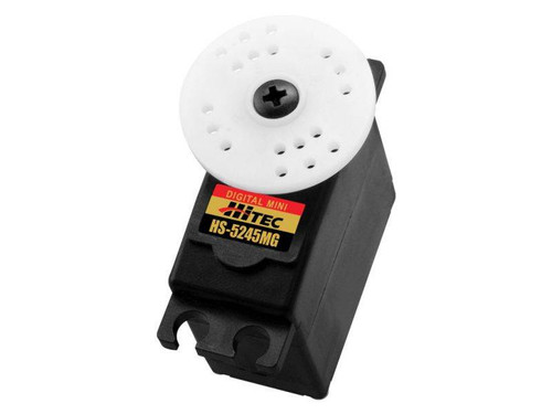 Hitec 35245S HS-5245MG Mighty Mini MG Digital Bb Servo