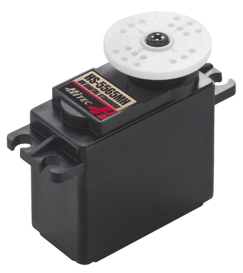 Hitec 35565S HS-5565MH Premium Digital High Voltage, Coreless Motor Servo