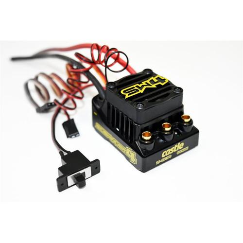 Castle Creations 010-0164-00 Sidewinder 4 Waterproof Sensor